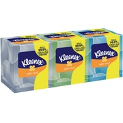 Kleenex® Anti-Viral Facial Tissues, 3-Ply, 3/Pack