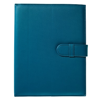 DwellStudio Teal Undated Wirebound Planner with Cover (45100)