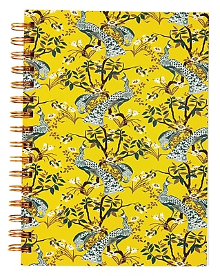 DwellStudio Peacock Undated Wirebound Planner (51167)