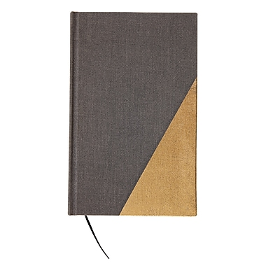 DwellStudio Fabric Journal, Black Gold (45096)