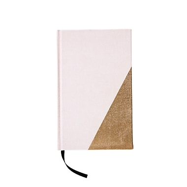 DwellStudio Fabric Journal, Gold Blush (45097)