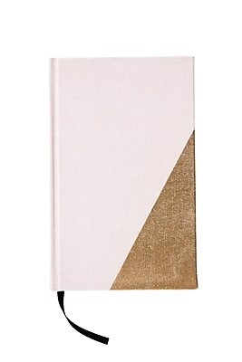 DwellStudio Fabric Journal, Gold Blush (45097)