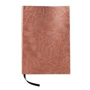 DwellStudio Leatherette Journal, Rose Gold Embossed (45099)