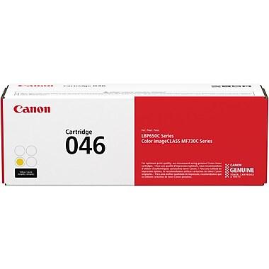 Canon 046 Yellow Toner Cartridge (1247C001)