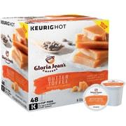 Keurig® K-Cup® Gloria Jean's® Butter Toffee Coffee, 48 Count
