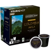 Laughing Man® Columbia Huila Keurig® K-Cup® Pods, 16 Count