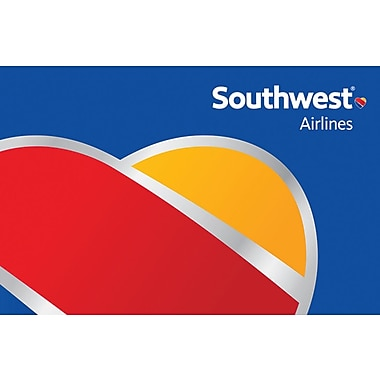 Southwest Airlines Gift Card $100 (Email Delivery)