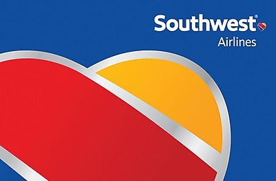 Southwest Airlines Gift Card $300 (Email Dellivery)