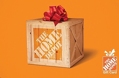 Home Depot Gift Card $150 (Email Delivery)