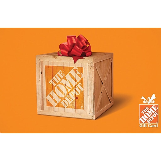 Home Depot $100 Gift Card, Email Delivery (84926B10000)