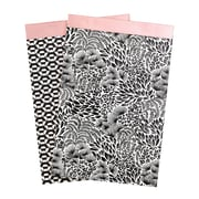 DwellStudio Small Notepad with Callum + Miyuki Pattern Set, 5.8 x 4.25, 2 pack, 50 Sheets (51159)