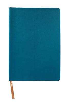 DwellStudio Leatherette Journal, Dark Teal (45095)
