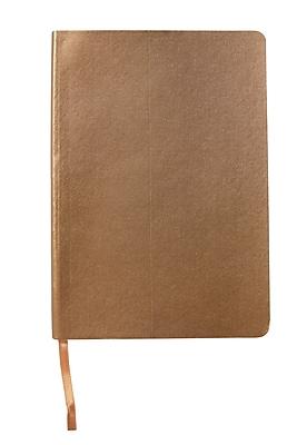 DwellStudio Leatherette Journal, Gold (51119)