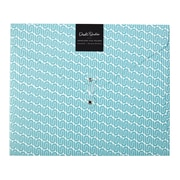 DwellStudio Vichy Horizontal Envelope File Folder, Blue (51160)