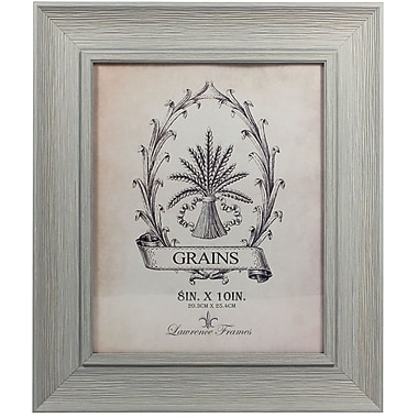 8x10 Weathered Seafoam Picture Frame