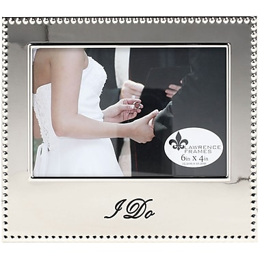 4x6 I Do Picture Frame