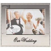 4x6 Our Wedding Picture Frame