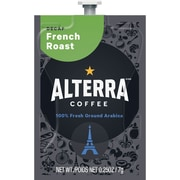 Alterra™ French Roast Decaf Coffee Fresh Packs, 100/Ct