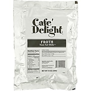 Cafe Delight™ Cappaccino Froth, 12 Oz., 8/Ct