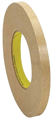 3M™ 9498 Adhesive Transfer Tape, Hand Rolls, 1/2