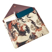 DwellStudio Document Envelope Pouch, Marble (45044)