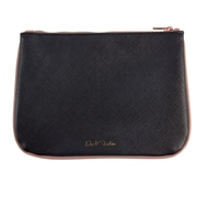 DwellStudio Small Accessories Pouch, Black (51135)