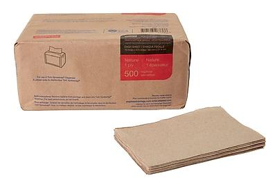 Staples® Tork Xpressnap® Napkin, 1-ply, Natural, 4,000/CT