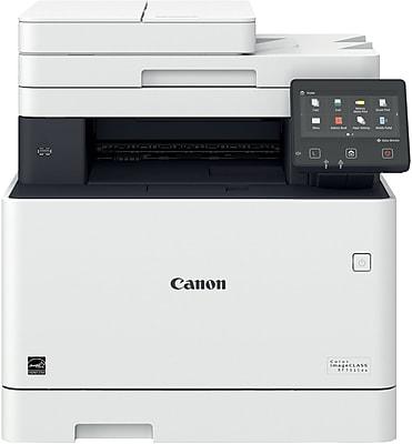 Canon® imageCLASS® MF731Cdw Wireless Color Laser Multifunction Printer (1474C017)