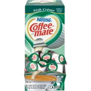 Nestlé® Coffee-mate® Coffee Creamer, Irish Crème, .375oz liquid creamer singles, 200 count