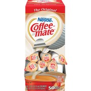 Nestlé® Coffee-mate® Coffee Creamer, Original, .375oz liquid creamer singles, 200 count