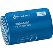 "First Aid Only® SmartCompliance 4"" x 24"" Padded Flexible Splint (336007)"