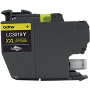 Brother Ink Cartridge, Super High Yield, Yellow (LC3019Y)