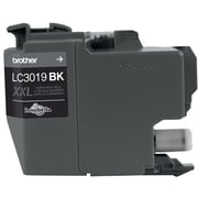 Brother Ink Cartridge, Super High Yield, Black (LC3019BK)