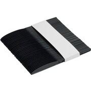 GP PRO Dixie Ultra® SmartStock® Polystyrene Medium Weight Knife Refill, Black, 960/CT