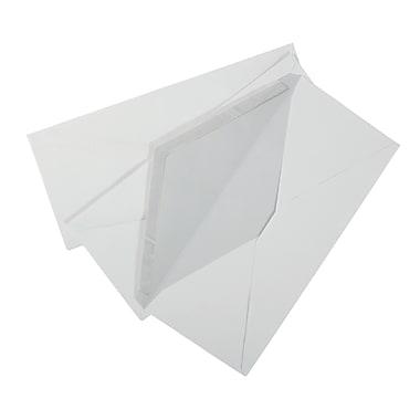 Staples Gummed #10 Envelope, 4-1/8