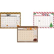 2017-2018 House of Doolittle 22 X 17 Desk Pad Calendar Seasonal (1395-18)