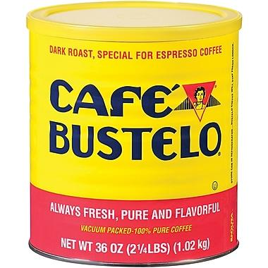 Cafe Bustelo Dark Roast Coffee, 36 Oz