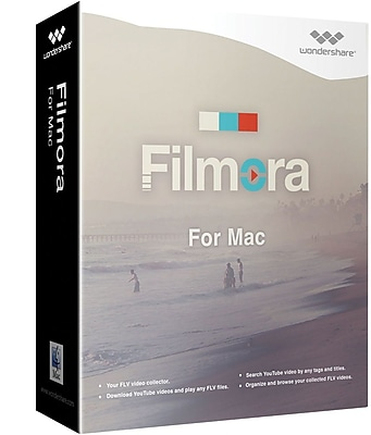 Wondershare Filmora for Mac (1 User) [Download]