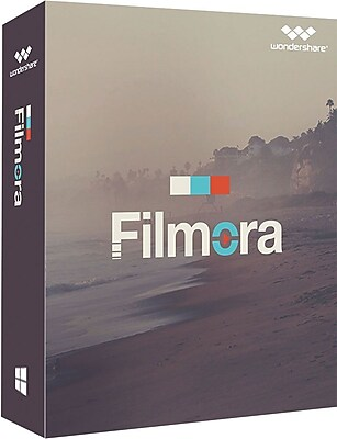 Wondershare Filmora for Windows (1 User) [Download]