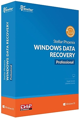 Stellar Phoenix Windows Data Recovery Professional V7.0 for Windows (1 User) [Download]
