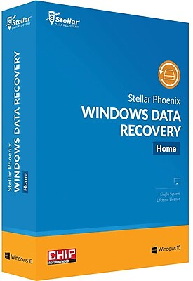 Stellar Phoenix Windows Data Recovery Home V7.0 for Windows (1 User) [Download]