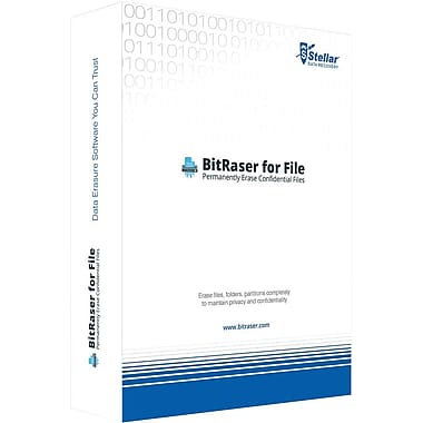 Stellar BitRaser for File for Windows (1 User) [Download]