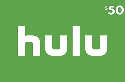 Hulu Gift Card $50 (Email Delivery)