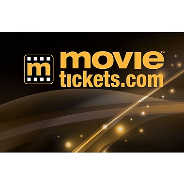 MovieTickets.com Gift Card $35 (Email Delivery)