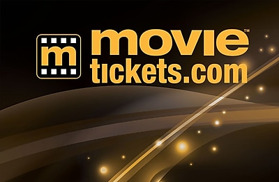 MovieTickets.com Gift Card $35
