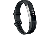 Fitbit Alta HR Activity Tracker, Large, Black