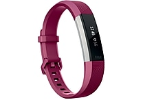 Fitbit Alta HR Activity Tracker, Large, Fuchsia