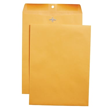 large envelopes manilla catalog envelopes staples