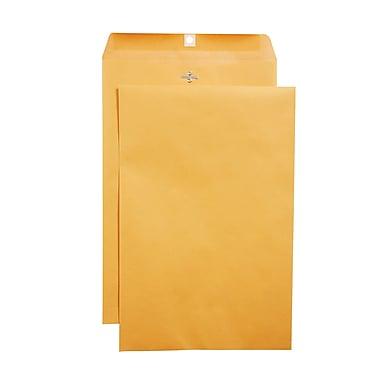 Staples Clasp Envelopes, 12