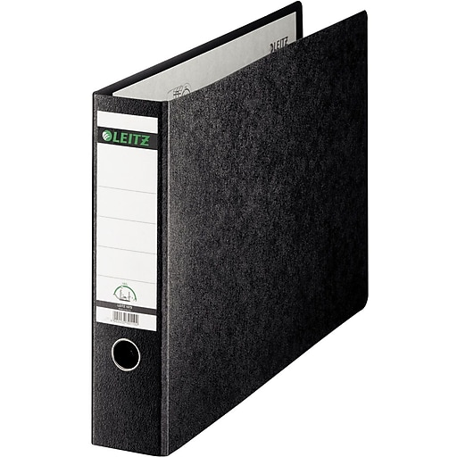 leitz 2 ring 3 inch premium a3 sized european binders 1073 staples